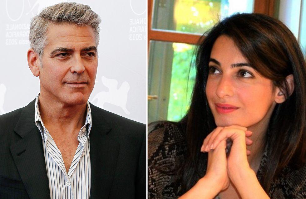 George Clooney: matrimonio con Amal il 12 settembre. Ecco chi è la futura sposa dell'ex scapolo d'oro!