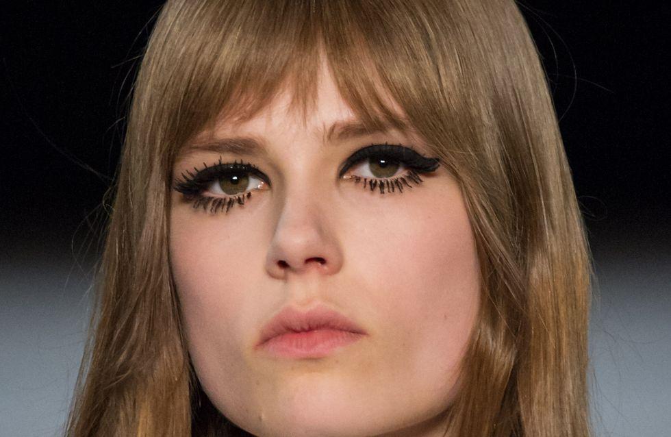 De nieuwe make-uptrends gespot op de catwalk