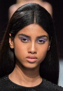 Make-up modeshow Nina Ricci herfst-winter 2014-2015