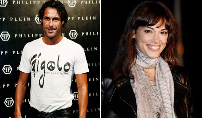 Giorgia Surina e Fabio Galante