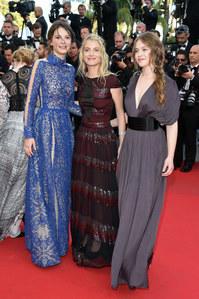 Joséphine Jappy, Mélanie Laurent et Lou de Laage