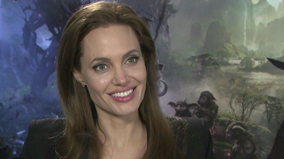 Angelina Jolie: exclusieve interviews over haar nieuwe film Maleficent en haar privéleven