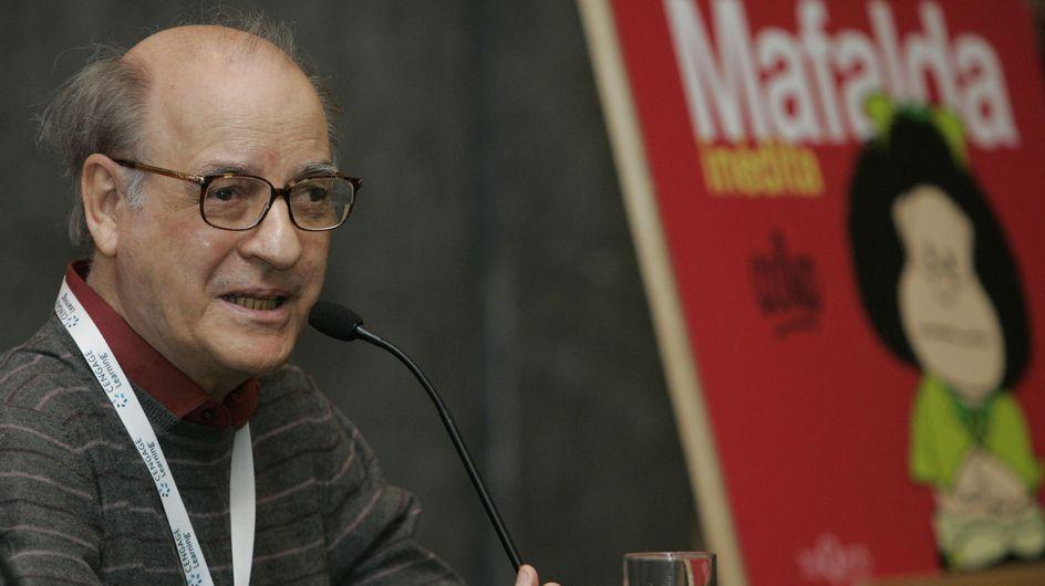Quino, el creador de Mafalda, premio Príncipe de Asturias