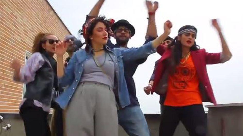 Iran : 3 jeunes femmes arrêtées pour avoir parodié le clip Happy sans voile (Vidéo)