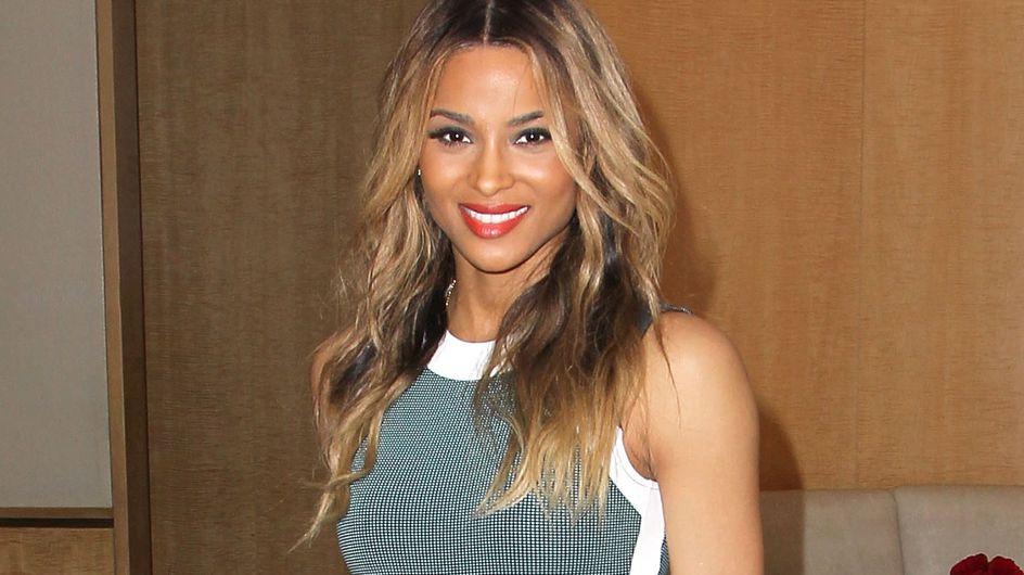 Ciara : Elle dévoile le prénom et une première photo de son bébé
