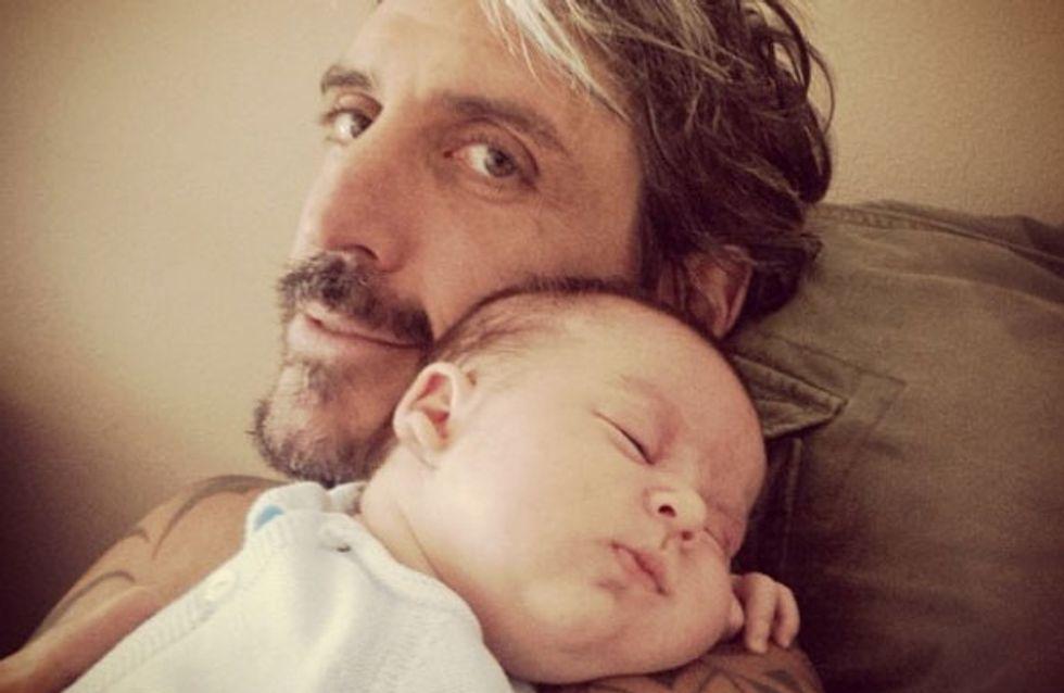 Eugenia Silva: Alfonso cuida mucho al enano, pero es un momento más maternal