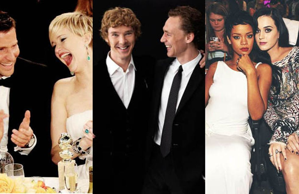21 Celebrity Friendships We Want To Be A Part Of