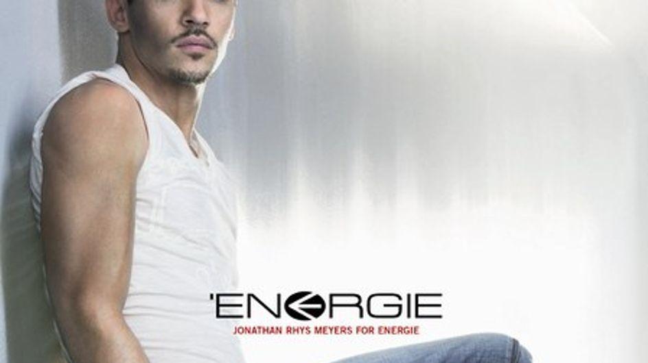 Jonathan Rhys Meyers nueva imagen de Energie