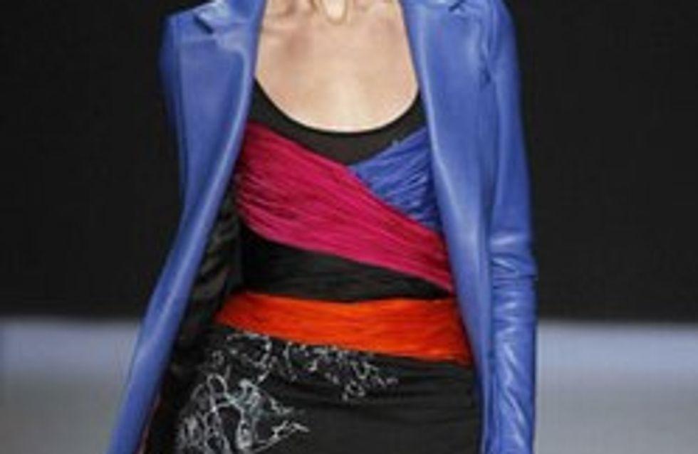 Ungaro: Fashion-week Paris otoño invierno 09/10