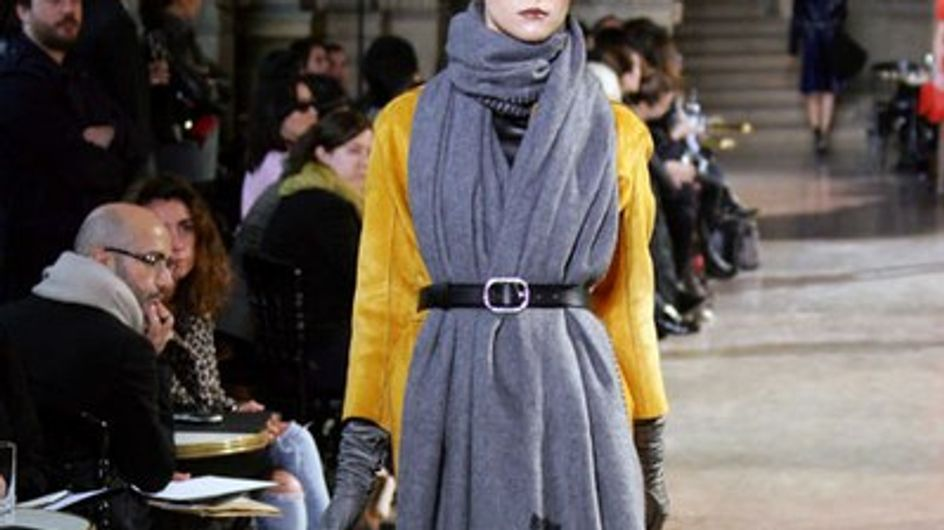 Loewe: Fashion-week Paris otoño invierno 09/10