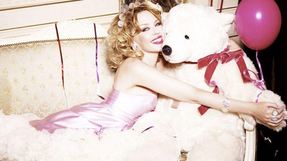 Kylie Minogue, fiel a Tous