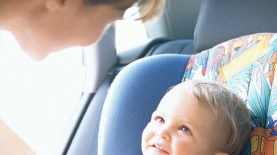 Mareado en el coche