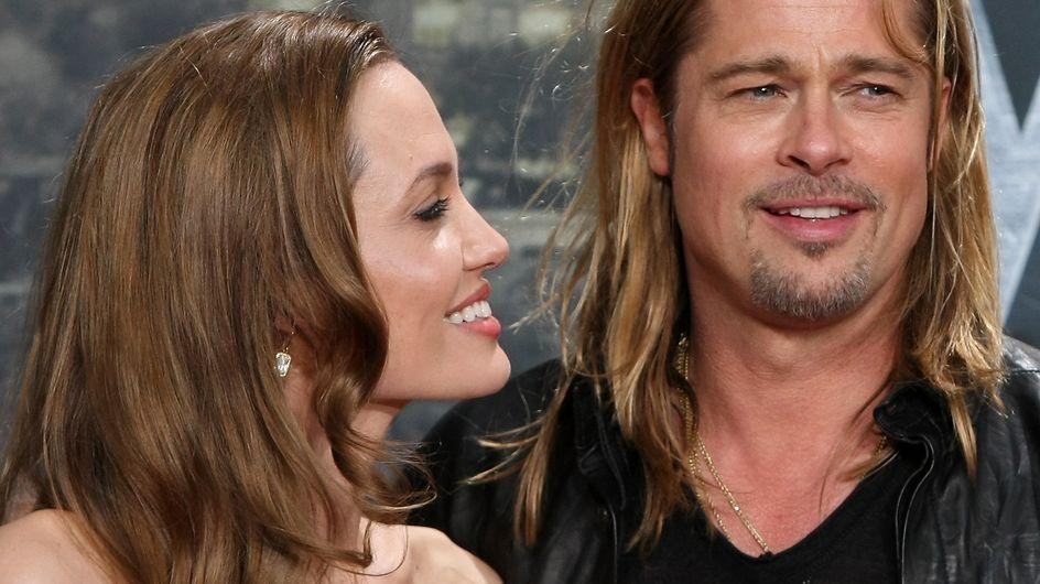 Angelina Jolie enceinte ? Elle dément