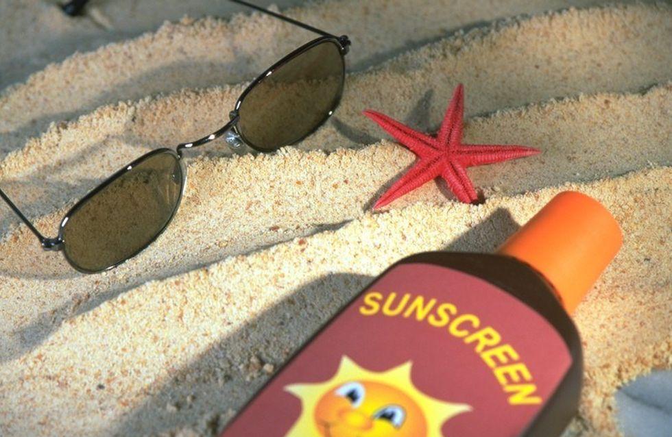 Los accesorios indispensables para ir a la playa