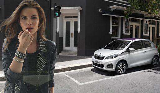 La Peugeot 108 : une voiture mode et citadine
