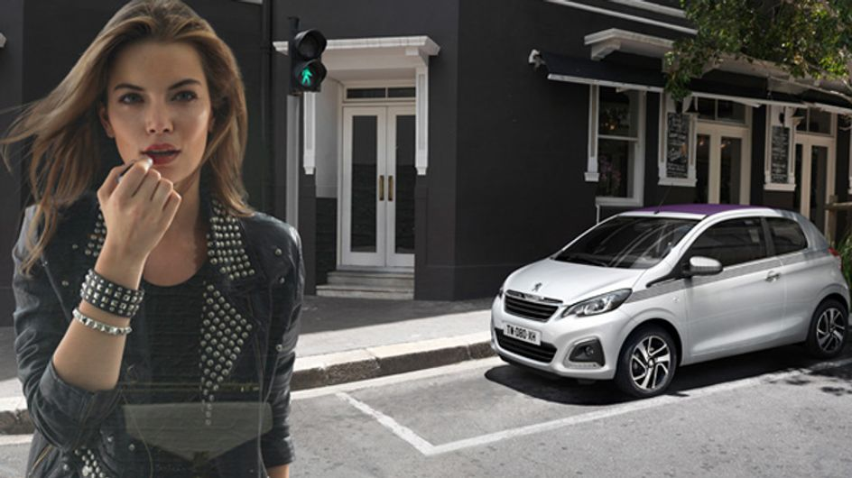 La Peugeot 108, notre nouvel accessoire mode