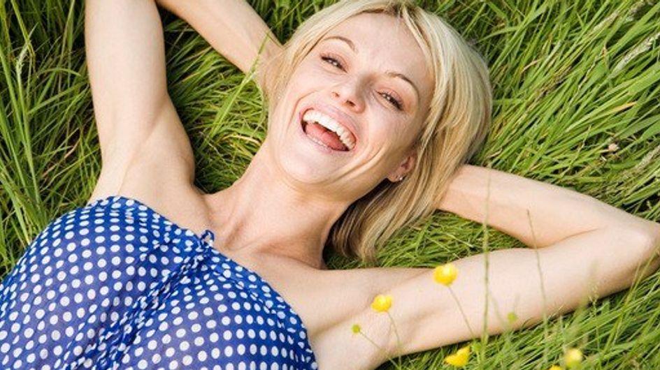 Los beneficios de reír