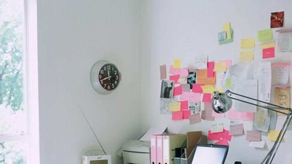 Un despacho bien organizado