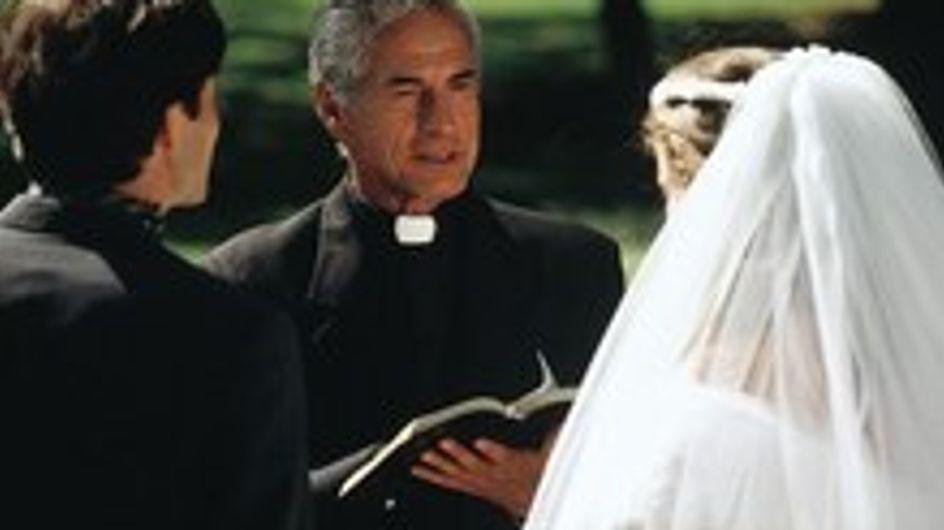 ¿Por qué decidirse por una boda religiosa?