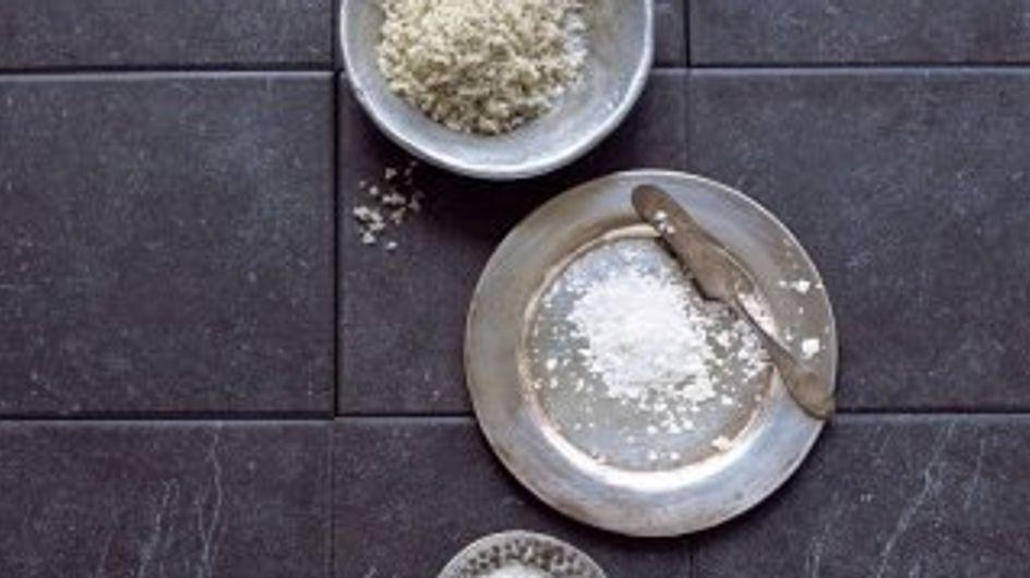 La sal y los diferentes tipos