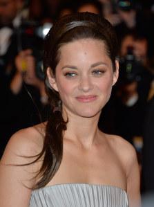 Marion Cotillard au Festival de Cannes le 21 mai 2014