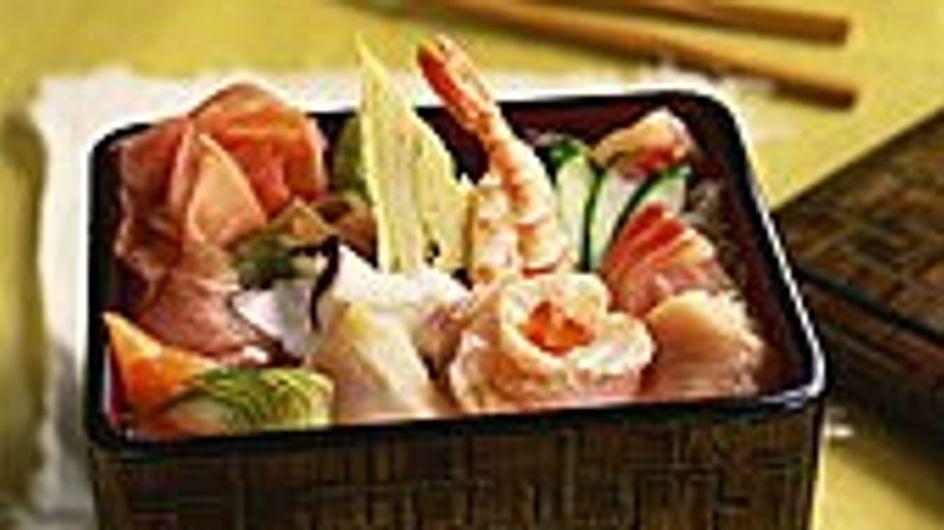 El bento: comida japonesa
