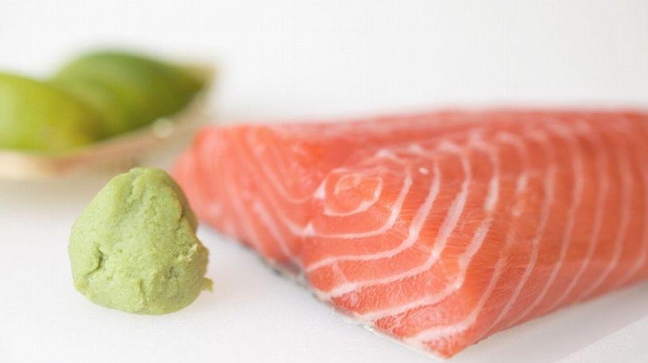 Las calorías del pescado