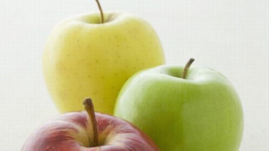 Las calorías de la fruta