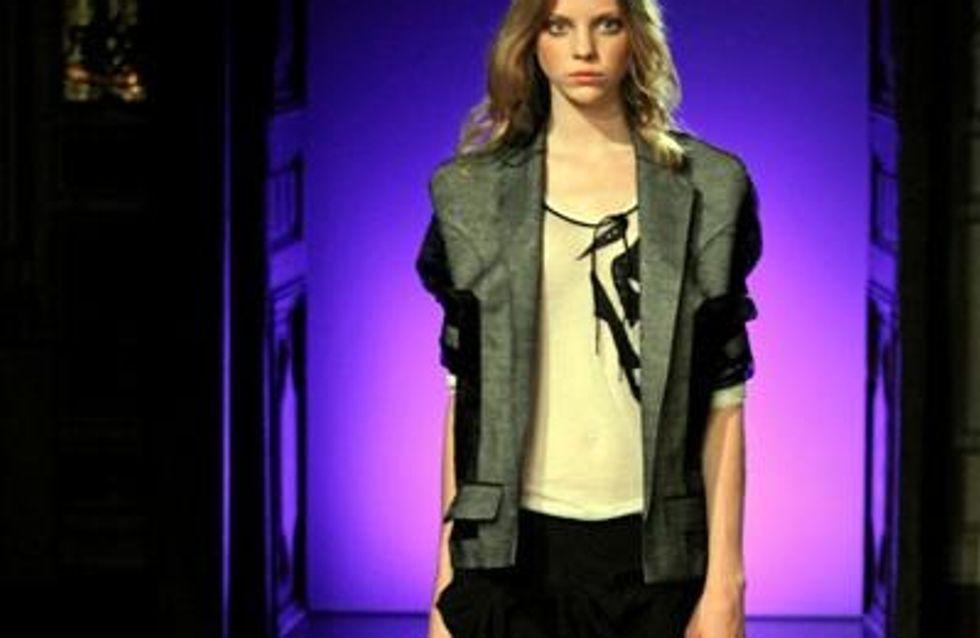 Desfile Anne-Valérie Hash: estilo