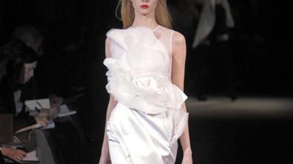 Desfile Alta Costura Givenchy: estilo