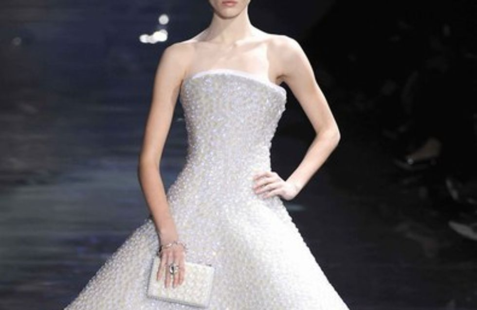 Giorgio Armani: Alta Costura en París