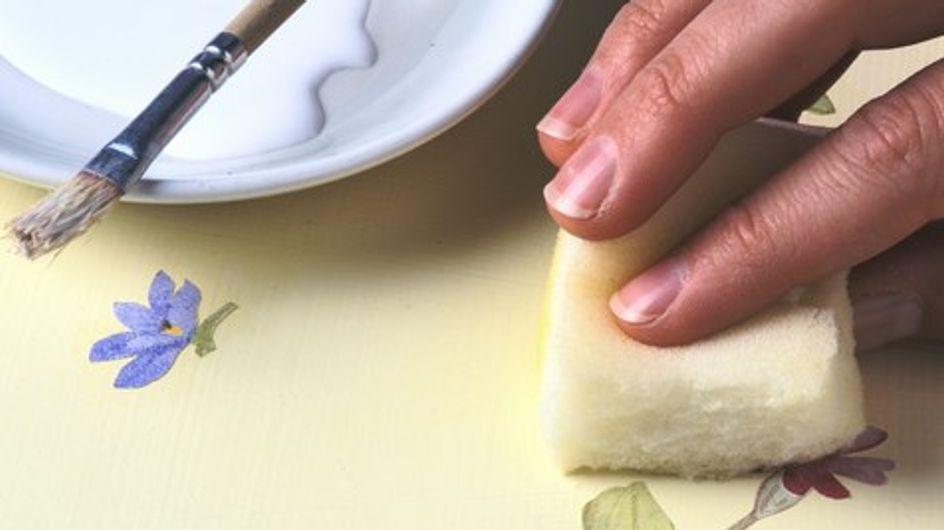 Iniciación al arte de las servilletas