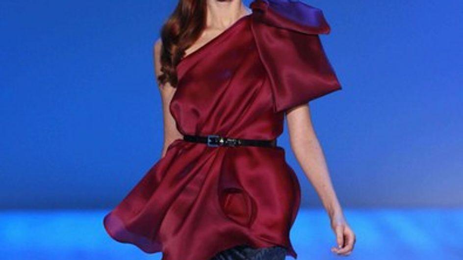 New York Fashion week: el desfile de Christian Siriano