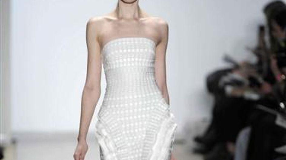 New York Fashion week: Hervé Léger
