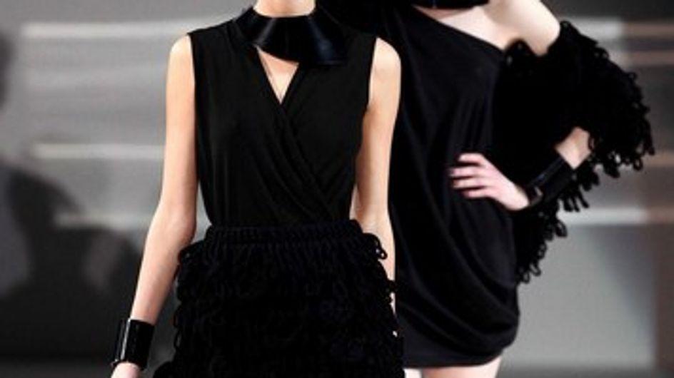 Emporio Armani: moda Milán 2010-2011