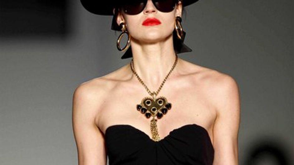 Moschino: colección otoño invierno 2010-2011