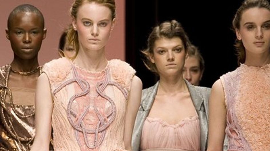 London Fashion Week 2010: Bora Aksu
