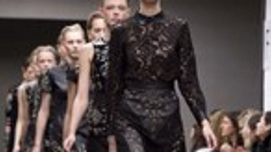 London Fashion Week: Christopher Kane