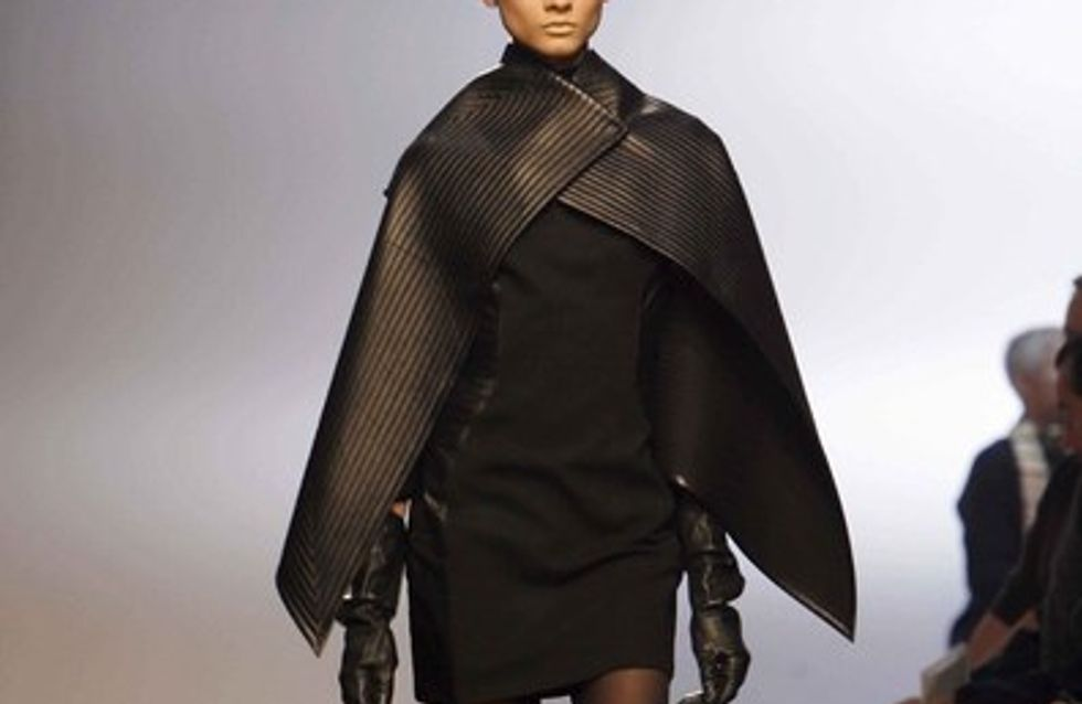 Fashion Week Paris: Gareth Pugh