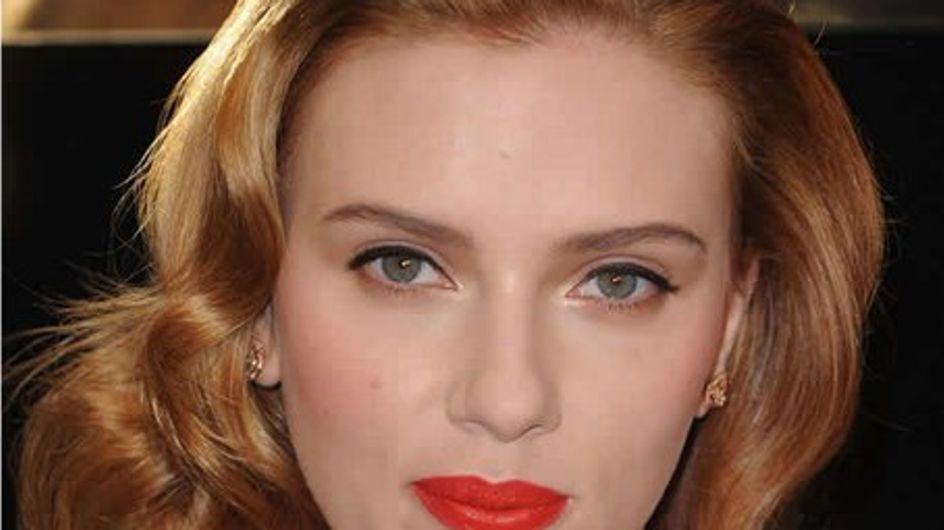 Scarlett Johansson hace un cortometraje