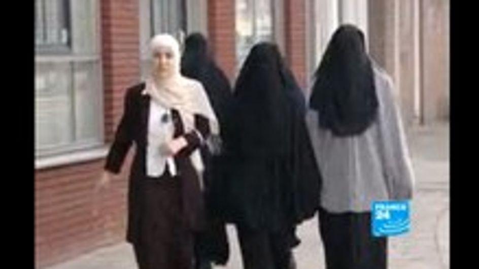 Bélgica planea prohibir el Burqa