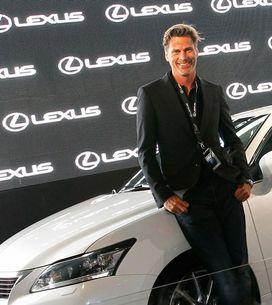 Marc Vanderloo y Lexus en la Caja Mágica