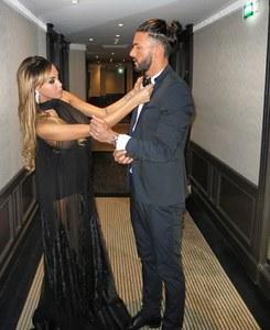 Nabilla et Thomas à Cannes