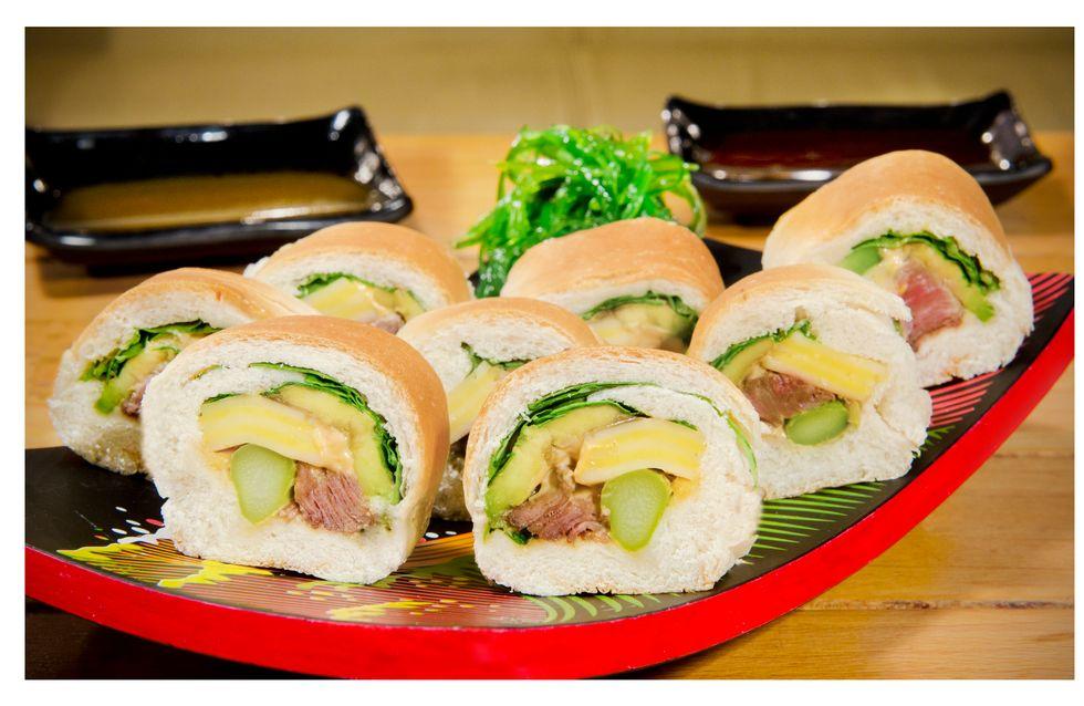 Los Makipan, una nueva forma de comer makis