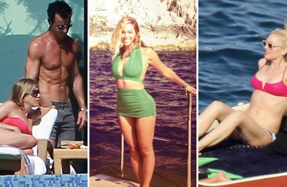 Dove vanno in vacanza le star? Le mete da sogno scelte dalle celebrities più famose