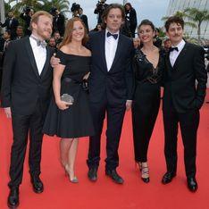 Festival de Cannes 2014 : L'actrice Barbara Probst monte les marches dans une robe... La Redoute ! (Photos)