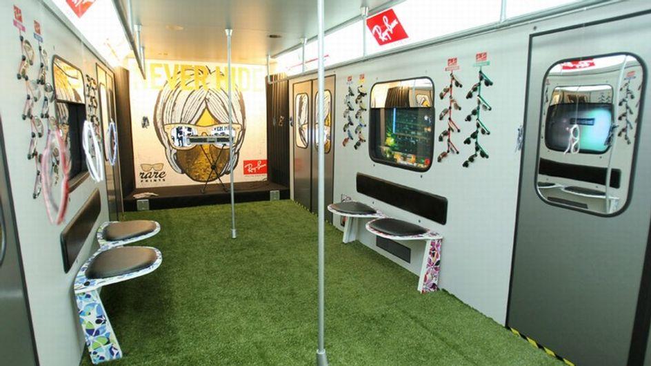 Ray-Ban Station abre sus puertas en Madrid
