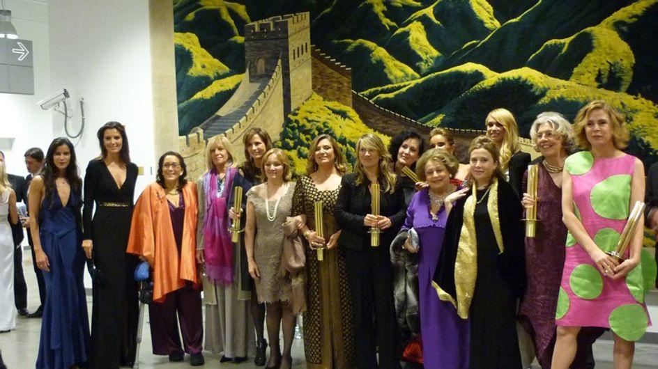 La Presidenta de la CEO recibe el Premio Women Together