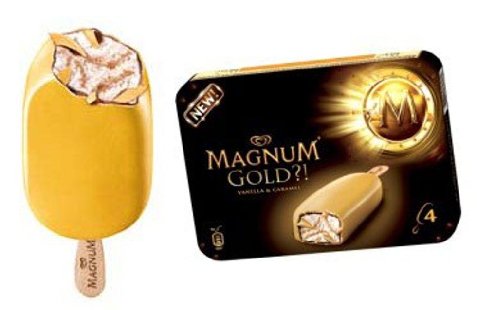Magnum Gold, lo último de Frigo