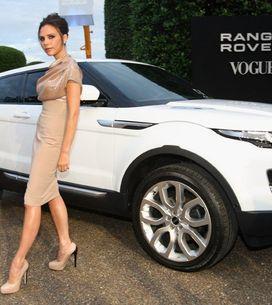 Victoria Beckham, nueva diseñadora creativa de Range Rover